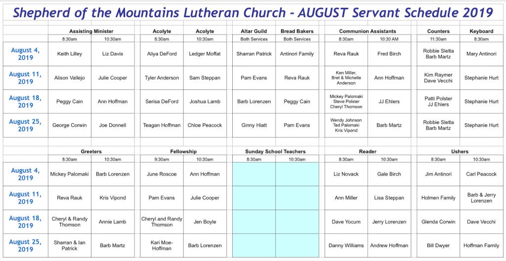August-2019-servant-schedule-image